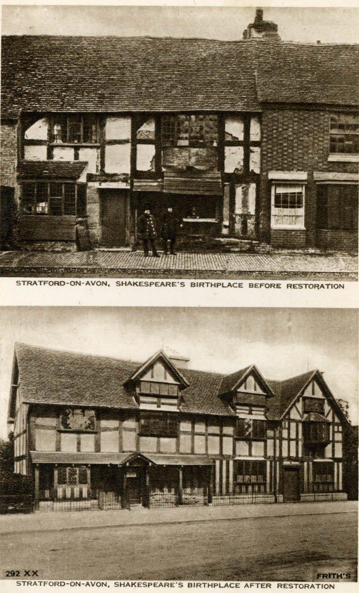 Birthplace restoration