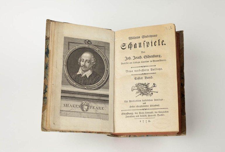 German Shakespeare
