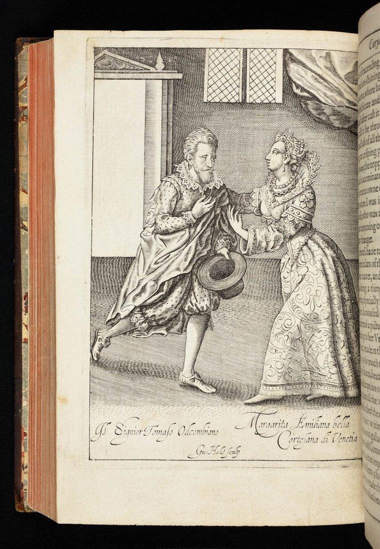 Coryat and the courtesan