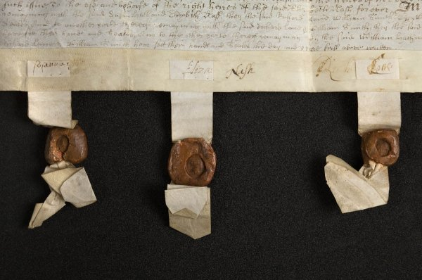 Shakespeare's Birthplace: documents of title