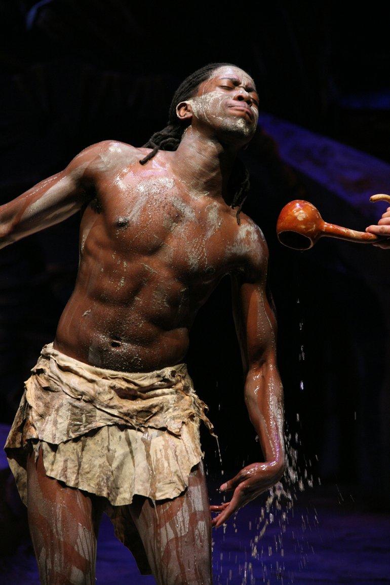 Atandwa Kani as Ariel