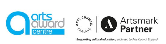 Arts Award and Artsmark logo